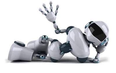 Сенсация! Роботы ненавидят… других роботов